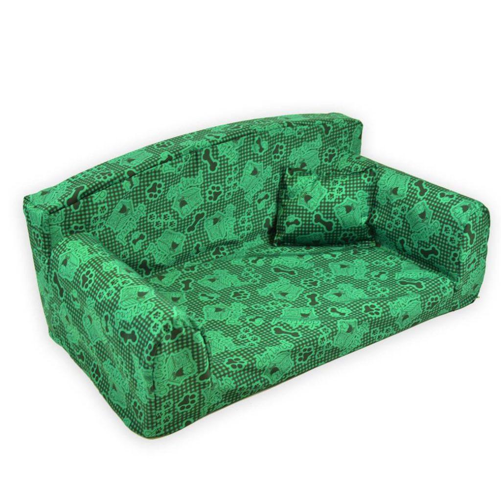 Pet Sofa. Trendy Small Medium Large Dog Bed