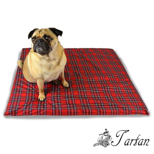 Waterproof_Dog_Mats_Tartan_Red_00