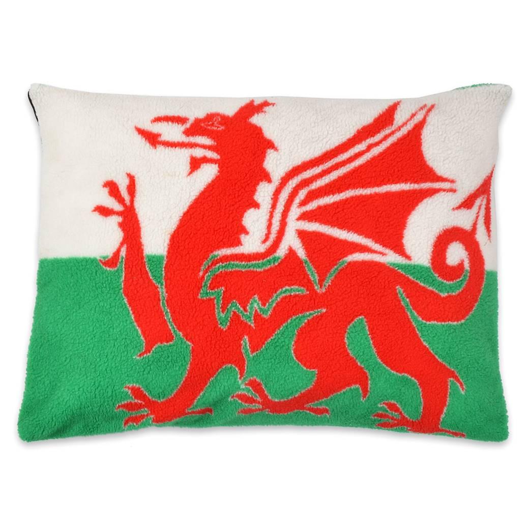 wales dragon - cushion