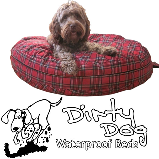 DIRTY DOG WATERPROOF BEDS