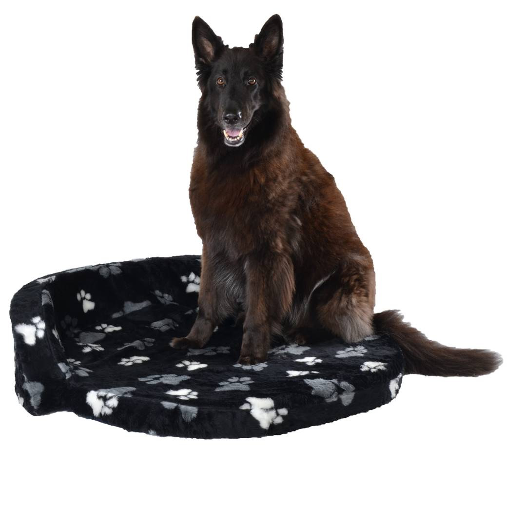Fur Paws Pet Ring Sofa BIG New Pet Beds Direct : FurPaws RingSofablack02 from petbedsdirect.co.uk size 1040 x 1040 jpeg 60kB