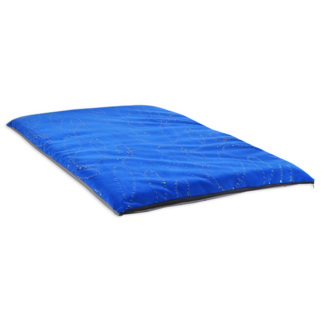Heavy Duty Dog Bed Blue Modern Dog Mat Fantastic Price  : Heavy Duty Fabric Blue Modern Dog Mats 3 1024x1024 from petbedsdirect.co.uk size 1024 x 1024 jpeg 50kB