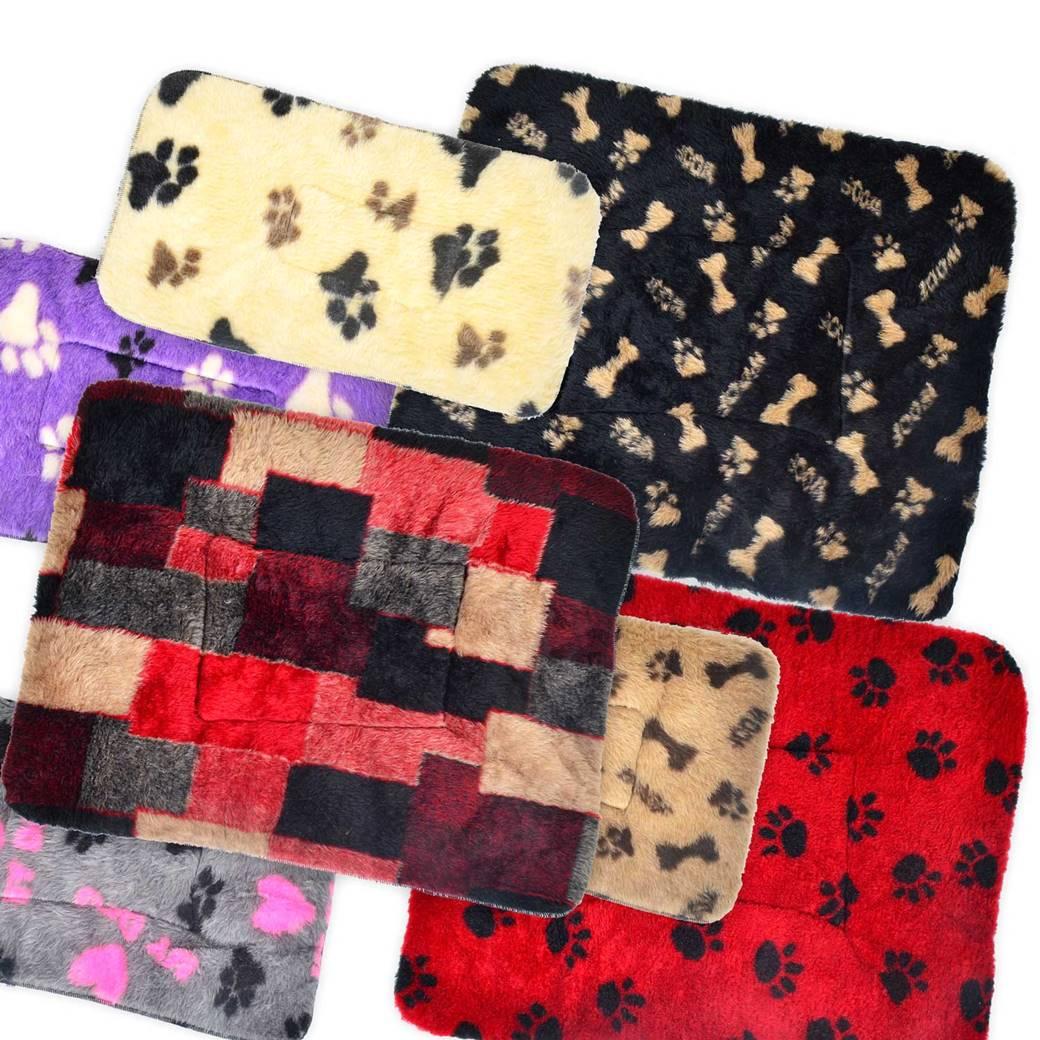 Faux Fur Mat Bundles 2 Sizes Wholesale New Pet Beds Direct