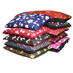medium and large cotton cushion bundles wholesale dog beds
