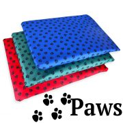 PETBEDSDIRECT Paws Waterproof Dog Mats wholesale uk