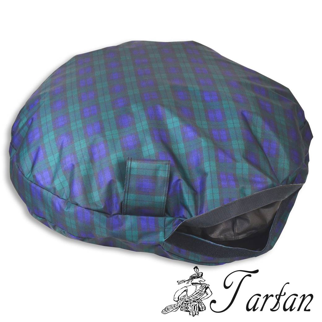 Tartan Comfortable Circular Bed with Memory Foam Only  : ComfortableCircularBedwithMemoryFoamTartanGreen00 from petbedsdirect.co.uk size 1040 x 1040 jpeg 88kB