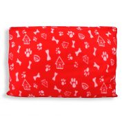 Fleece_Doghouse_Cushion_red