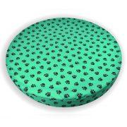 Paws_Orthopedic_Memory_Foam_Dog_Bed_green_01