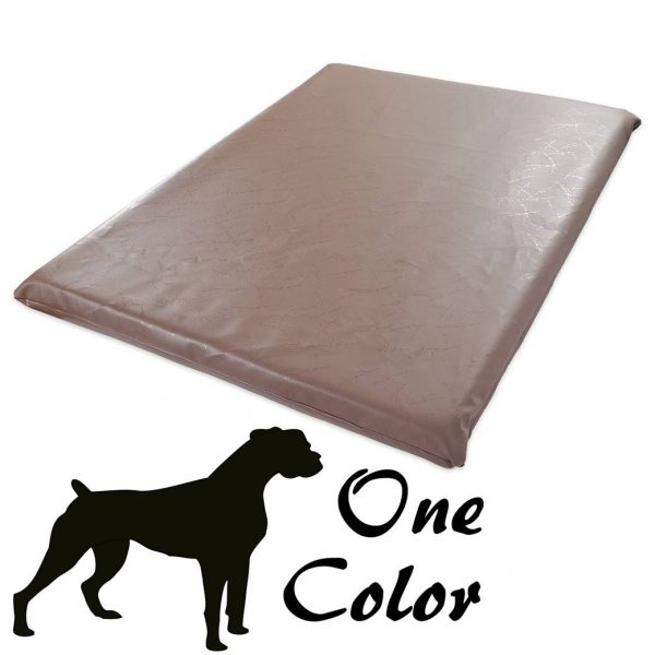 One Colour – Brown Waterproof Dog Mats