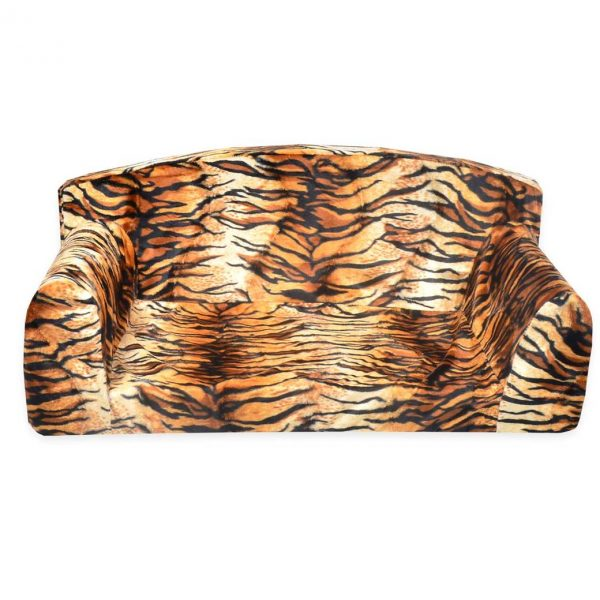 Tiger animals fabric for dog bed