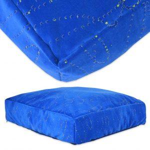 Heavy Duty Blue Slumber Pet Cushion
