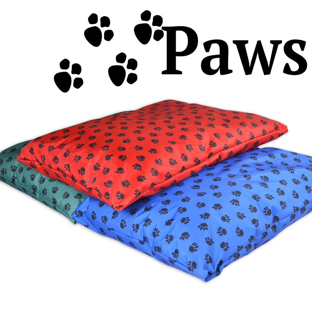 Dog Bed With Zip Off Cover